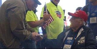 Local veterans travel to Washington DC with honor flight