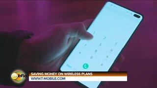 Saving money on wireless plans - T-Mobile