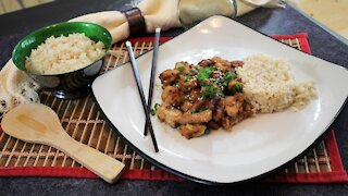 How to Make Sesame Chicken | It's Only Food with Chef John Politte