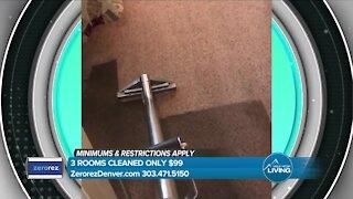 Zerorez // Best Carpet Cleaning In Denver!