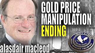 Gold Manipulation Ending w/ Basel III | Alasdair MacLeod