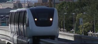 Nevada governor says state won't back Vegas monorail bonds