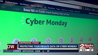 Simple steps to follow to protect your private data on Cyber Monday