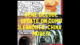 GENE DECODE: DUMBs, CCP, child rescue