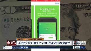 Apps make it easy for you to save money