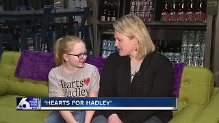 'HEARTS FOR HADLEY:' Community rallies around Boise girl with rare disease