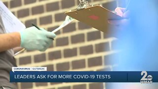 Build Baltimore on the lack of COVID-19 tests in Baltimore City