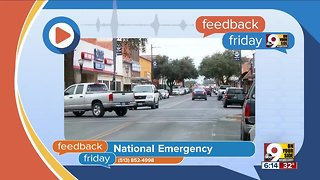 Feedback Friday: Education bill, Bengals and a national emergency