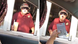 KIND-HEARTED UBER DRIVER SURPRISES FAST FOOD WORKER AFTER HEARING ABOUT HER STRUGGLES DURING RIDE