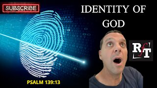 GOD'S IDENTITY