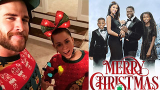 BEST Celebrity Christmas Cards!