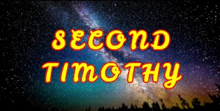 Word of God – Second Timothy – Book 55 – NIV