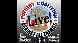 Patriot Coalition Live - Ep. 8: Vaccines and the China Virus. It's not like it's Polio!