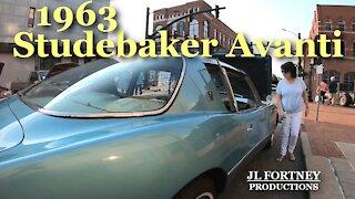 Classic Car Show 1963 Studebaker Avanti