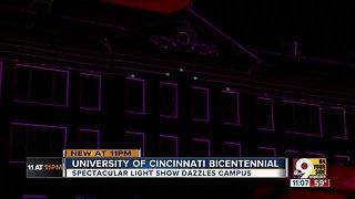 University of Cincinnati celebrates 200 years