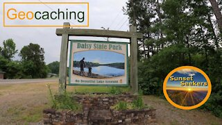 Daisy State Park Geocaching   Arkansas State Parks