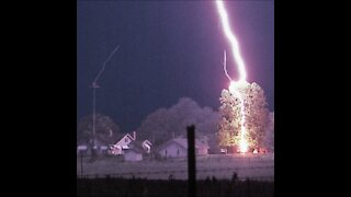 The 10 Biggest Lightning Strikes Ever Seen
