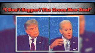 Biden Abandons AOC's Green New Deal