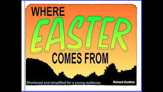 Where Easter Comes From