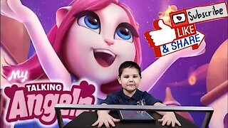 My Talking Angela I Kids Game I Android I iOS