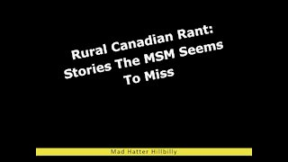 Stories MSM Seems To Miss