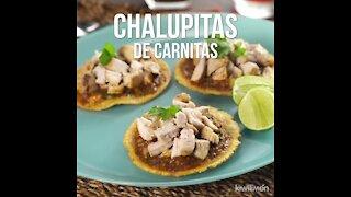 Carnitas Chalupitas