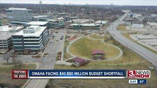 Omaha facing $40-80M budget shortfall