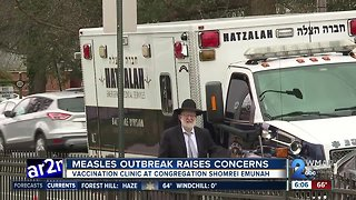 Orthodox community promotes measles vaccine ahead of Passover