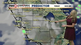 FORECAST: Foggy Monday morning, warm afternoon