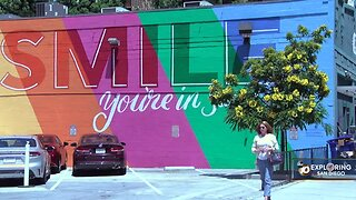 Exploring San Diego's history, culture through street art