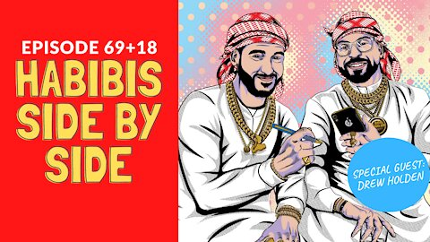 Habibis Side By Side: A Conversation with Drew Holden (87 aka 69+18) | Habibi Power Hour [PREVIEW]
