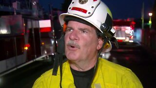 Mike Lencioni, Battalion Chief Bakersfield Fire Dept. Interview