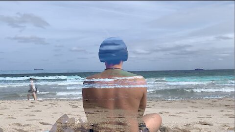 Guided Meditation: 7 Minute Beach Vacation