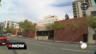 Supervisors OK temporary migrant shelter downtown