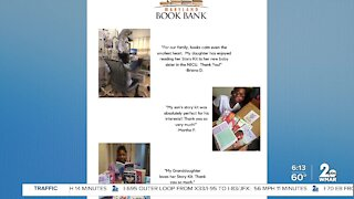 Maryland Book Bank!