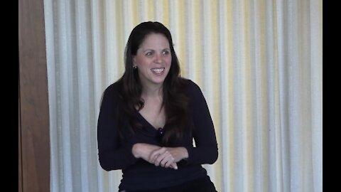 Dr. Simone Gold — Aptos, California — May 1, 2021