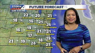 Wisconsin Weather Saturday 1/4