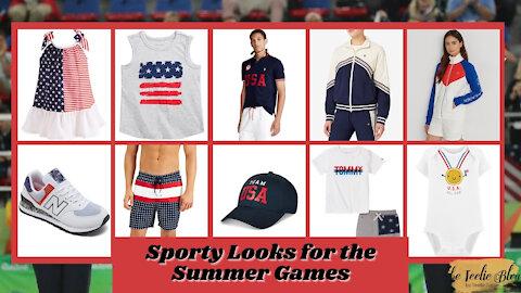 The Teelie Blog | Sporty Looks for the Summer Games | Teelie Turner