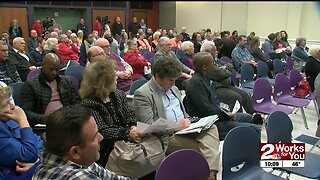TULSA'S FIRST COMMUNITY MEETING ON POLICE CHIEF HIRING PROCESS
