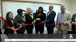 Ribbon-cutting held for Grow Nebraska Women's Business Center