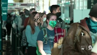 Concern over travel spreading virus