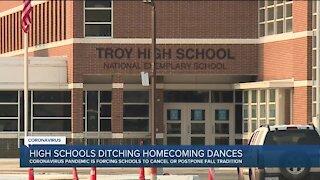 Metro Detroit high schools ditching homecoming dances