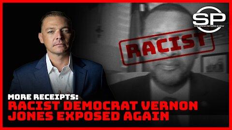 MORE RECEIPTS: Racist Democrat Vernon Jones EXPOSED, Again