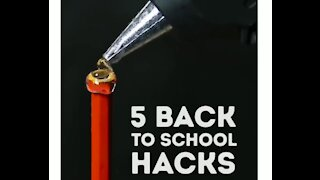 School Hacks That Will Save Your Day #8
