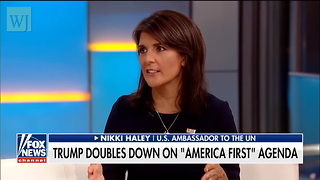 Nikki Haley Just Revealed What Happened After UN Members Laughed At Trump