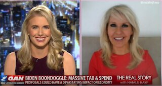The Real Story - OANN Biden Hurting Middle Class with Monica Crowley