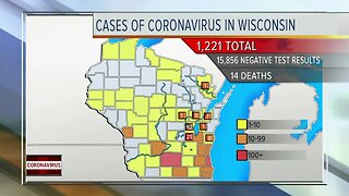 Coronavirus in Northeast Wisconsin