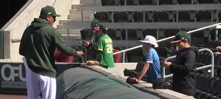 Oakland A's will stop paying minor leaguers