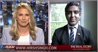 The Real Story - OAN New Jersey Politics with Hirsh Singh