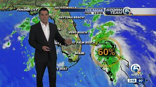 System could become tropical depression